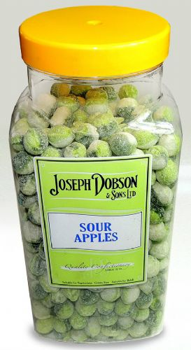 R65 DOBSONS SOUR APPLES 2.72KG